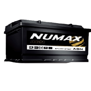 BATTERIE NUMAX START AND STOP