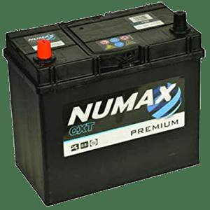 BATTERIE NUMAX <br>12 V 45 AH + G 400 (EN)