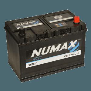 BATTERIE NUMAX <br>12 V 70 AH +D 700 (EN)