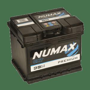 batterie numax auto 12v 50a h420 en