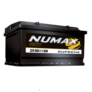 batterie numax supreme 12 v 100ah 900 en xs019