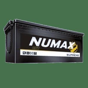 batterie numax supreme 12 v 140ah 800 en xs612