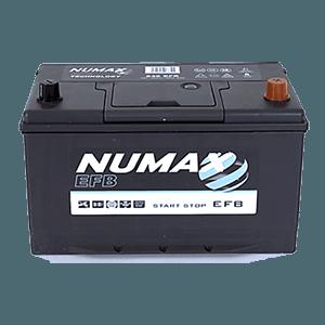 Batterie Numax EFB 12v 95 ah 800 en