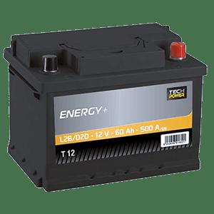 batterie tech power 12v 60ah 500en t12