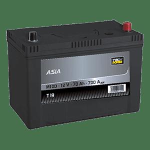 batterie tech power 12v 70ah +D700en t19