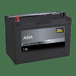 batterie tech power 12v 70ah +G700en t20