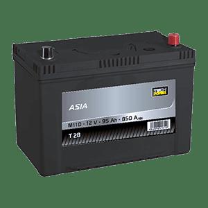 batterie tech power 12v 95ah +D850en t28