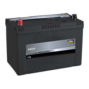 batterie tech power 12v 95ah +G850en t25