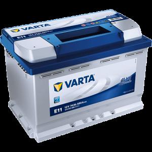 BATTERIE VARTA 12V 74AH +D680EN E11