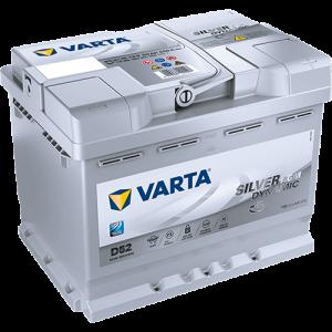 BATTERIE VARTA AGM 12V 60AH 680 EN D52
