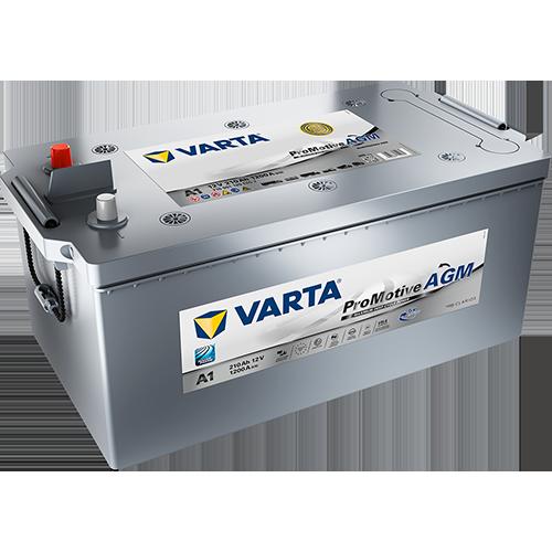 BATTERIE VARTA AGM12 V 210 AH 1200 (EN)