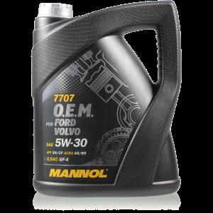 0W30 MANNOL OEM FORD VOLVO (7707) 5L