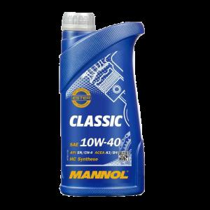 10W40 MANNOL CLASSIC (7501) 1L