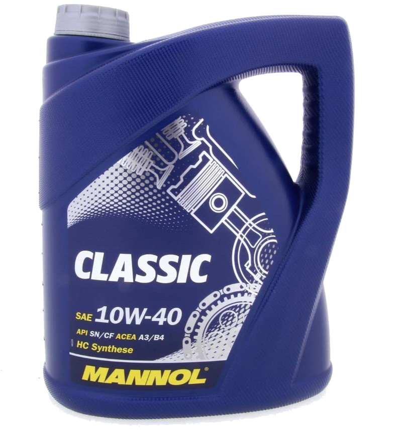 10W40 MANNOL CLASSIC (7501) 5L