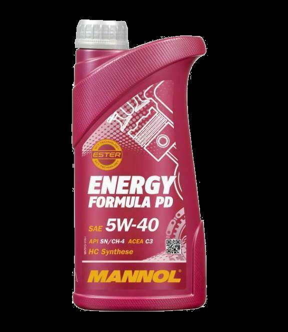 5W40 MANNOL FORMULA (7913) 1L