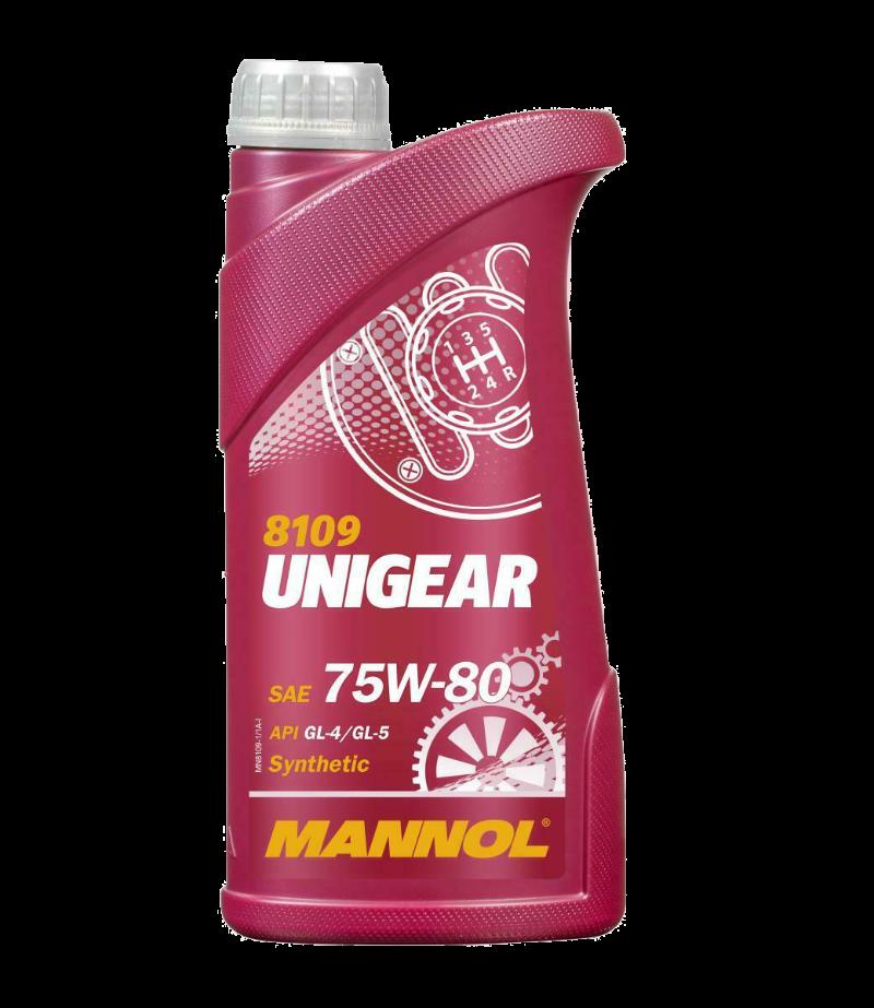 75W80 MANNOL UNIGEAR (8109) 1L