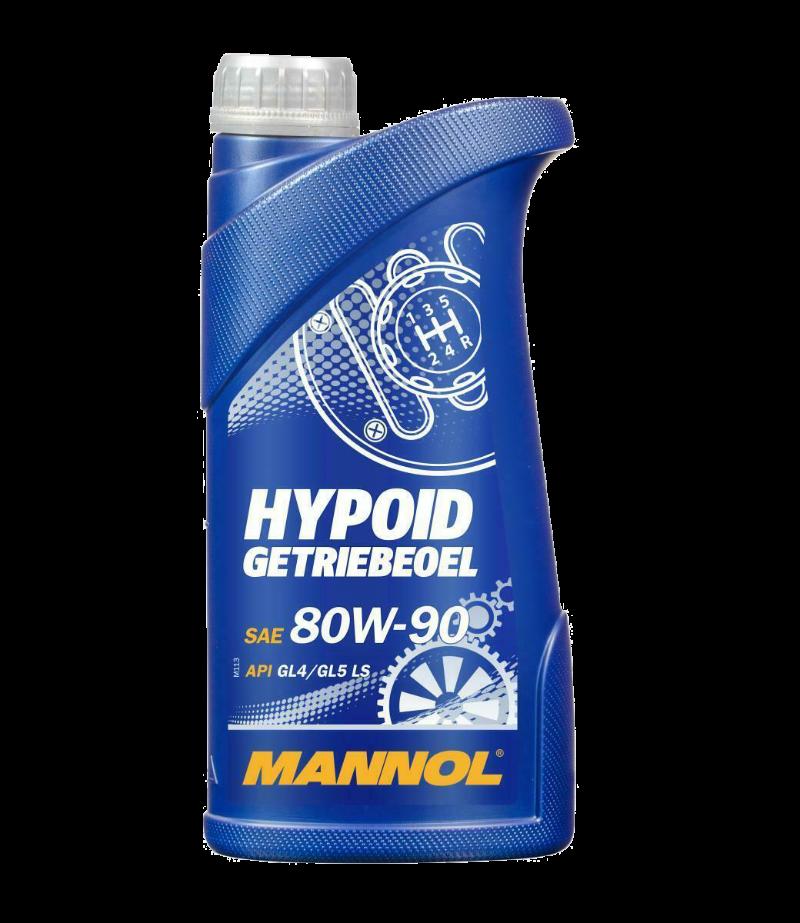 80W90 MANNOL HYPOID (8106) 1L
