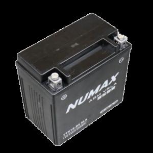 BATTERIE NUMAX MOTO (YTX16-BS SLA) AGM 14V 7AH 230EN +G
